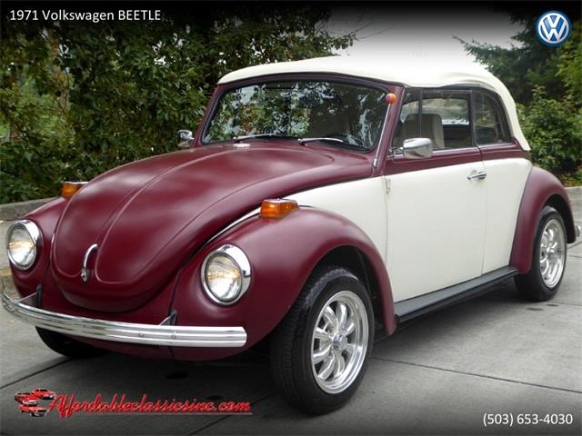 Picture of '71 Beetle - QP4M