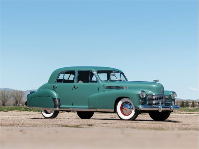 Picture of '41 Fleetwood - QP4S