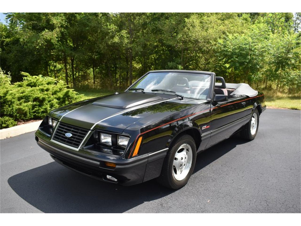For sale 1984 ford mustang in elkhart indiana