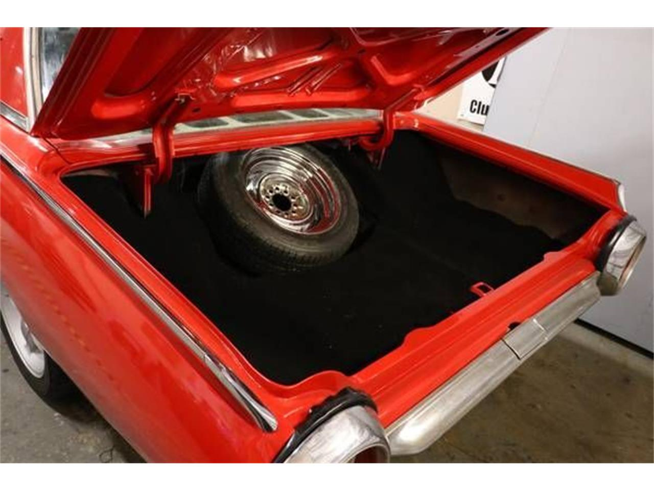 Large Picture of 1962 Ford Thunderbird - QP5D