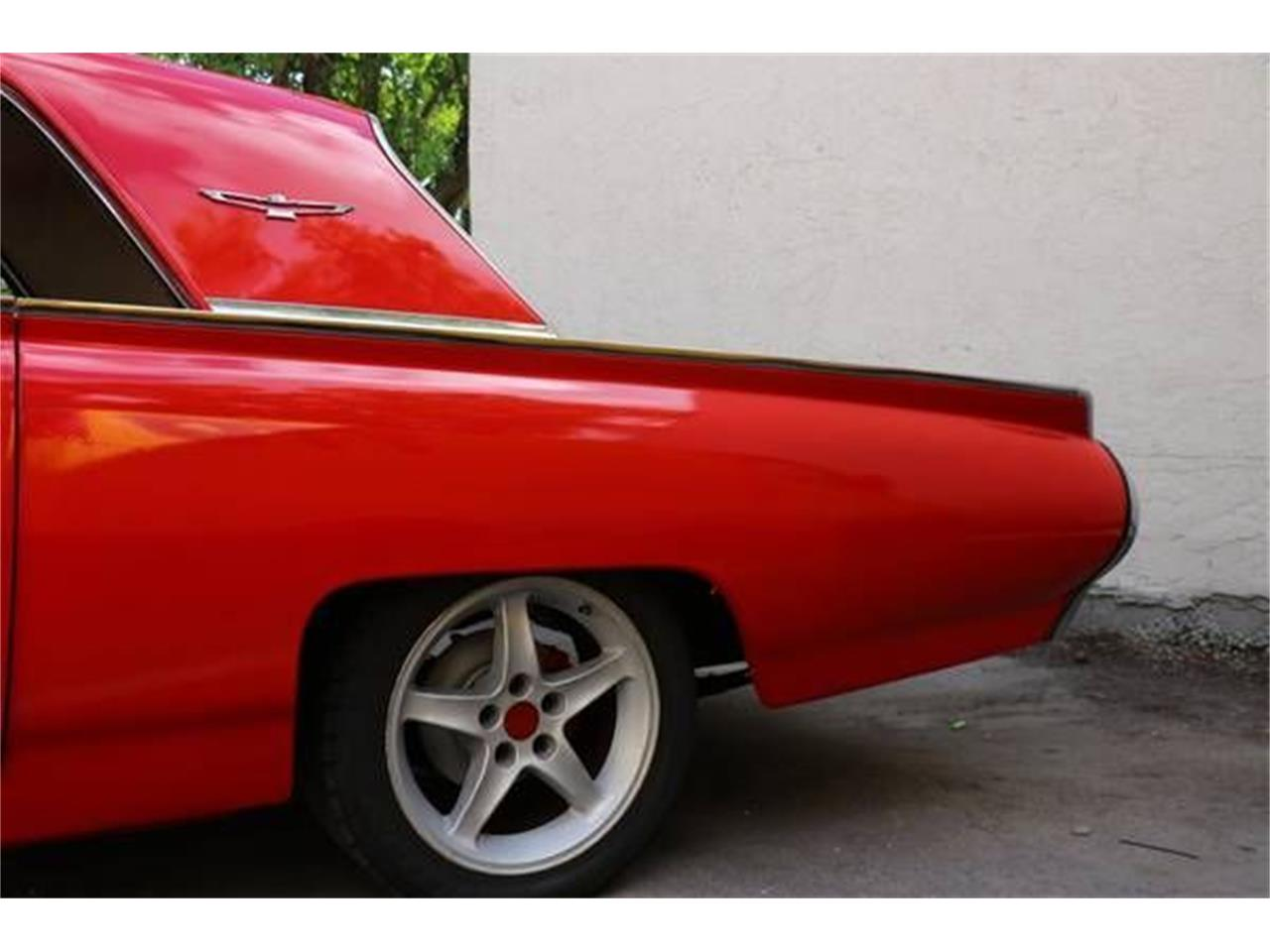 Large Picture of Classic '62 Ford Thunderbird located in Cadillac Michigan - $24,095.00 Offered by Classic Car Deals - QP5D
