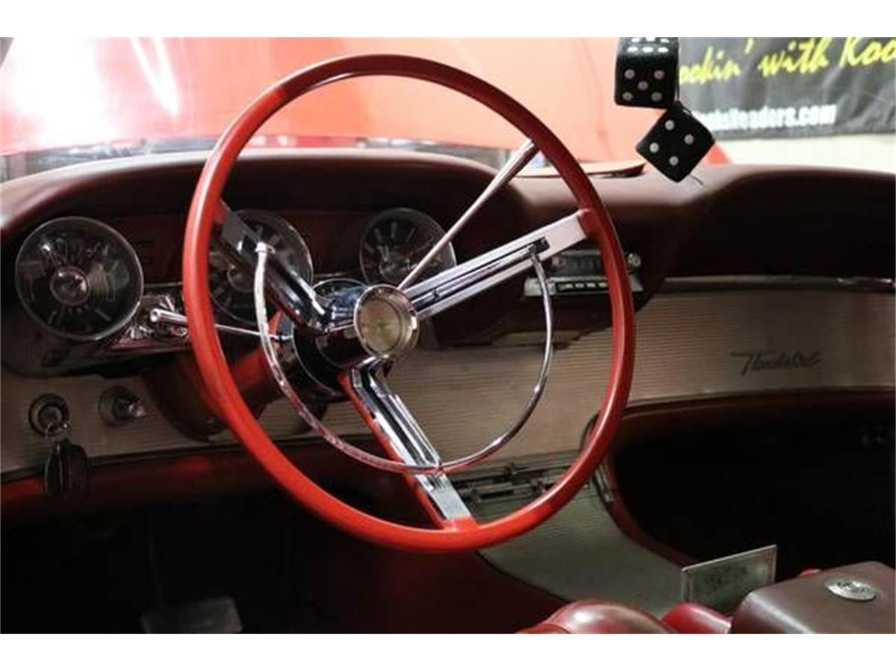 Large Picture of Classic 1962 Ford Thunderbird Offered by Classic Car Deals - QP5D
