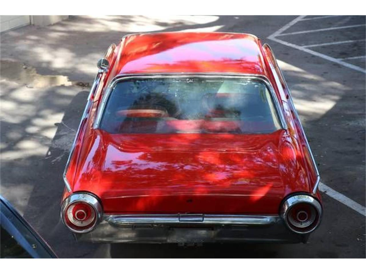 Large Picture of Classic '62 Ford Thunderbird Offered by Classic Car Deals - QP5D