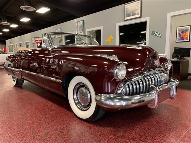 Picture of '49 Roadmaster - QP5R
