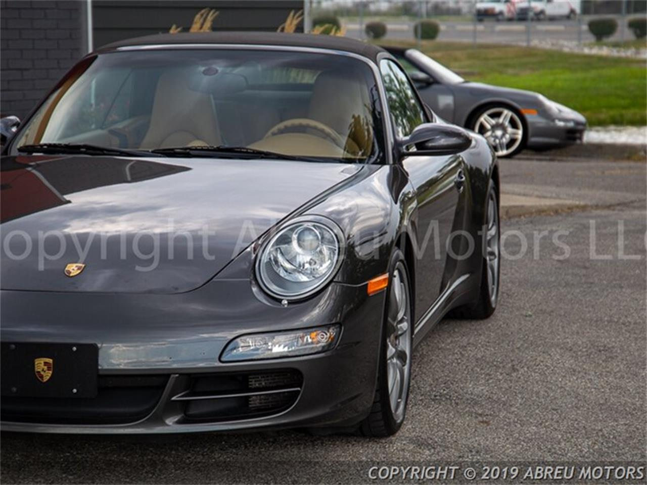 Large Picture of '07 911 Carrera 4S - QP6S