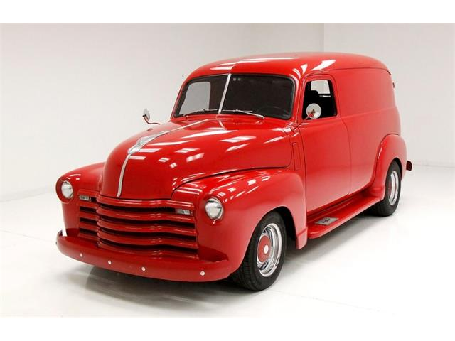 Picture of '47 Chevrolet Panel Truck - QL8C