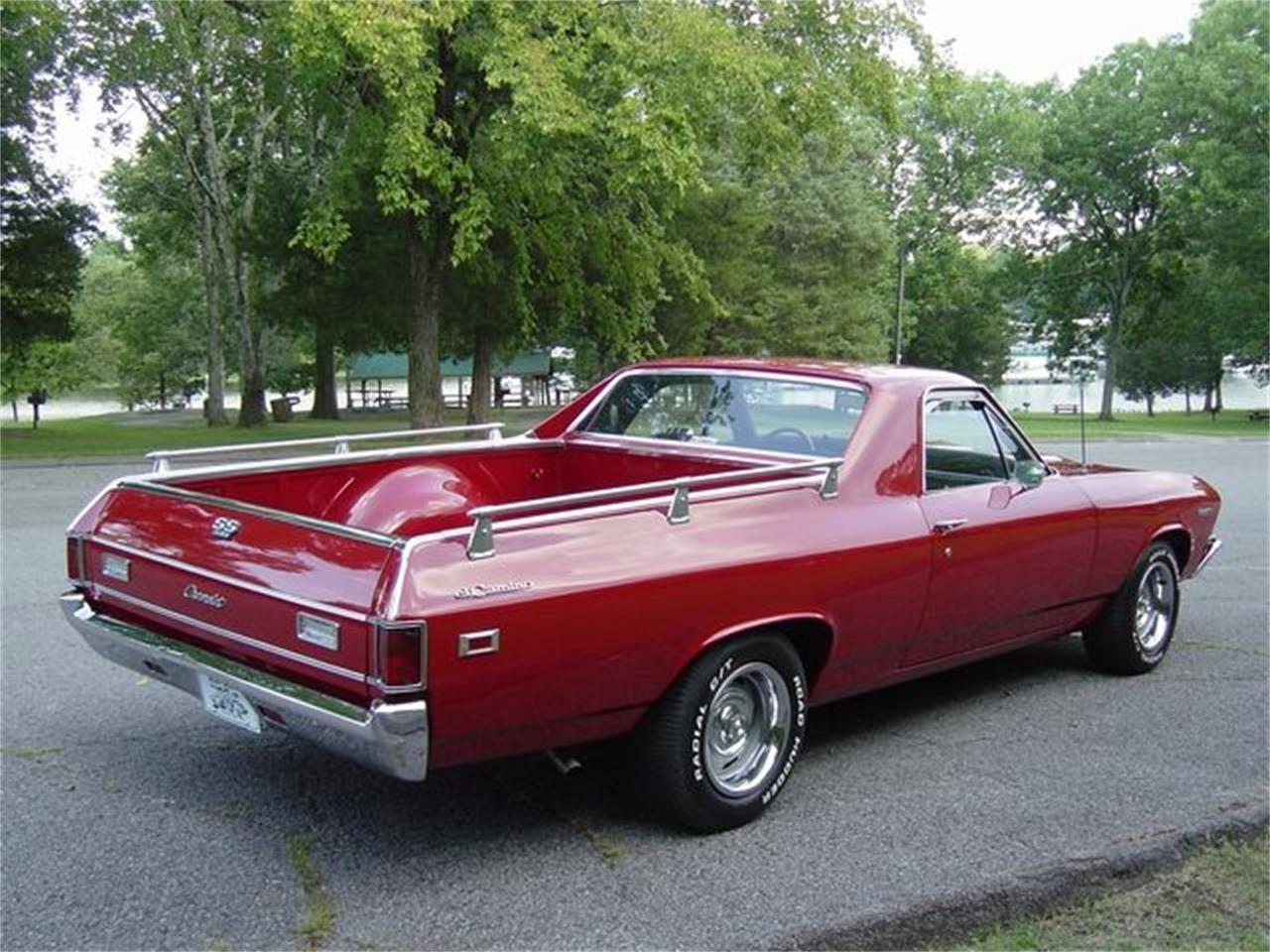 Large Picture of '69 El Camino - QP7T