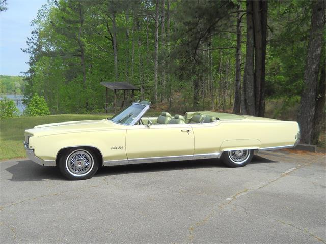 Picture of 1969 Oldsmobile 98 located in Raleigh North Carolina - QP88