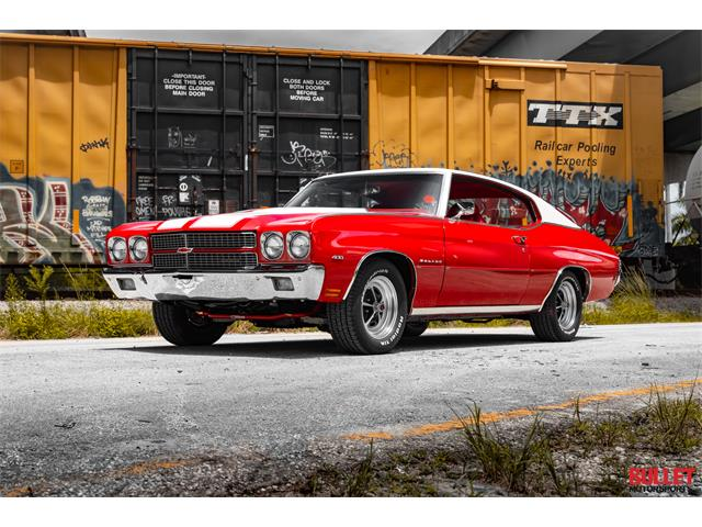 Picture of 1970 Chevelle located in miramar Florida - $55,000.00 Offered by  - QP8Q