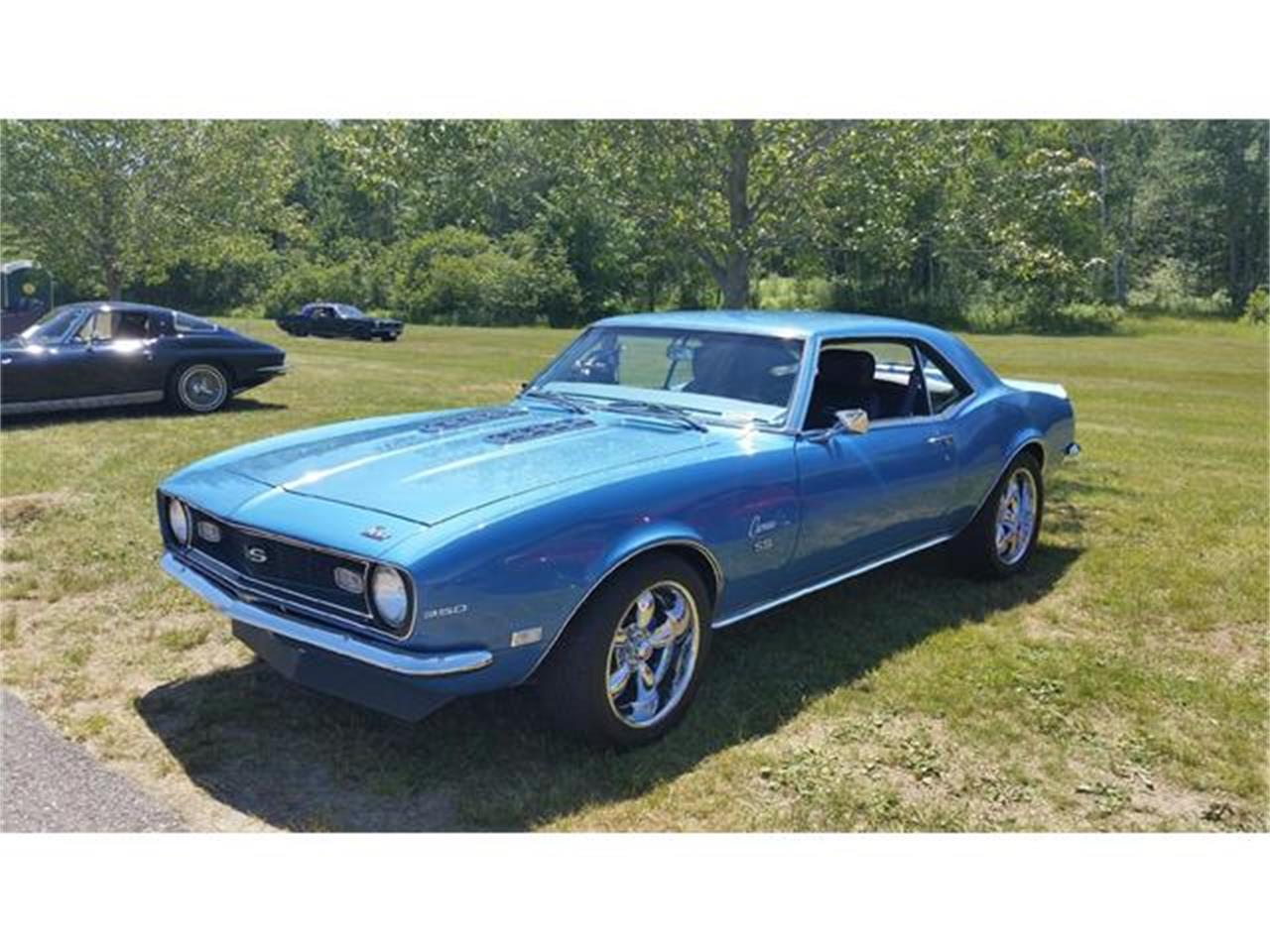 Large Picture of 1968 Chevrolet Camaro - $41,500.00 Offered by a Private Seller - QP8T