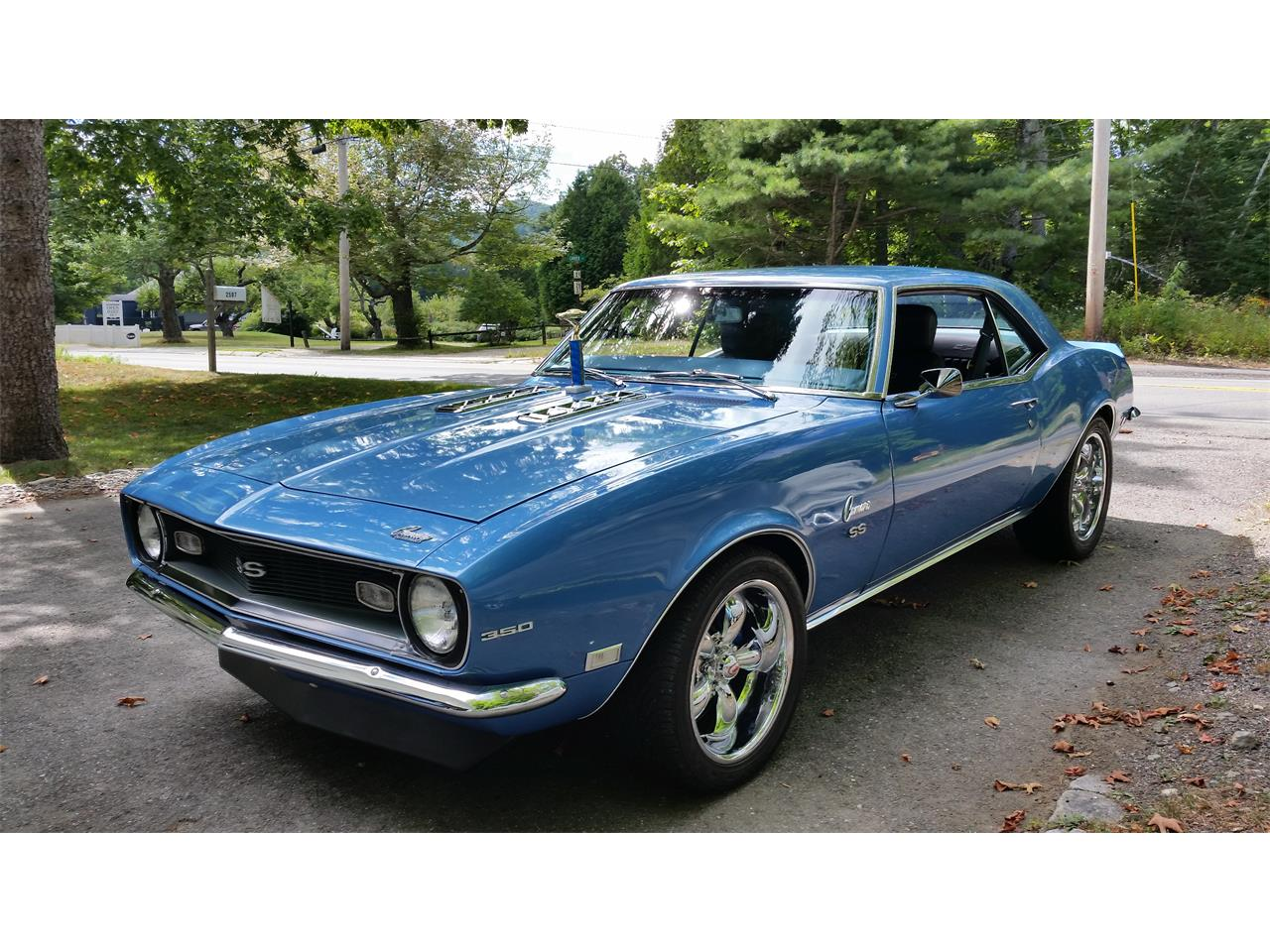 Large Picture of 1968 Chevrolet Camaro located in Maine - $41,500.00 Offered by a Private Seller - QP8T