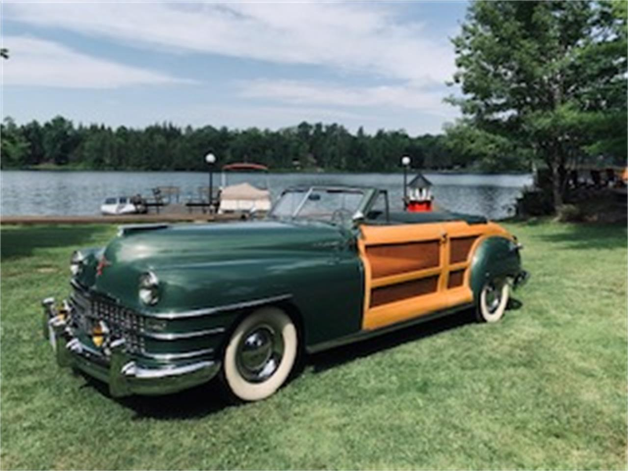 Large Picture of '48 Town & Country - QP8U