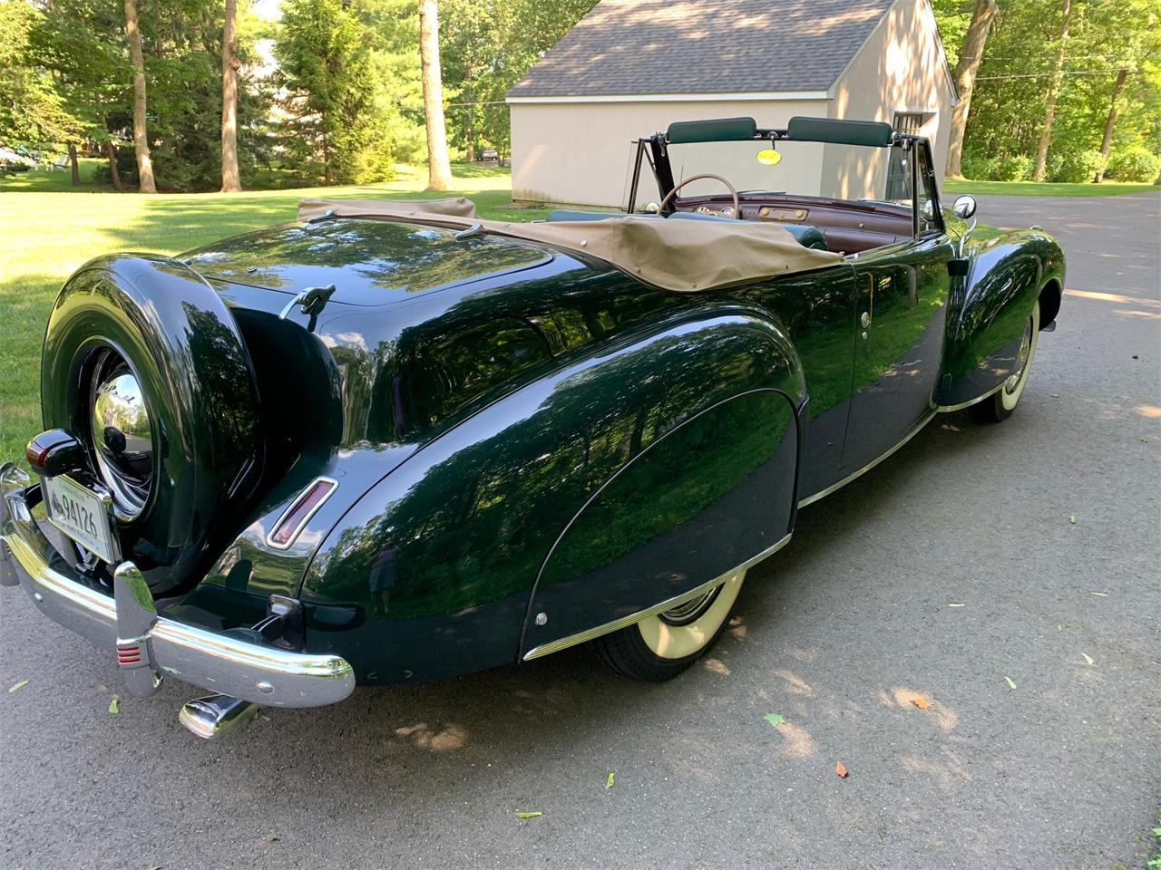 Large Picture of '41 Continental - QP8W