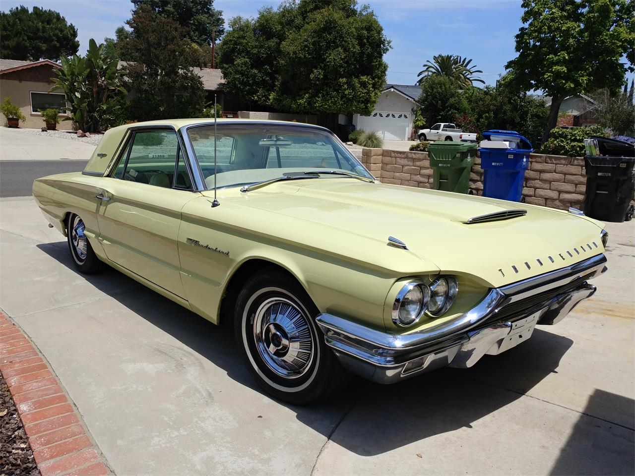Large Picture of '64 Ford Thunderbird located in West Hills California Offered by a Private Seller - QP8Y