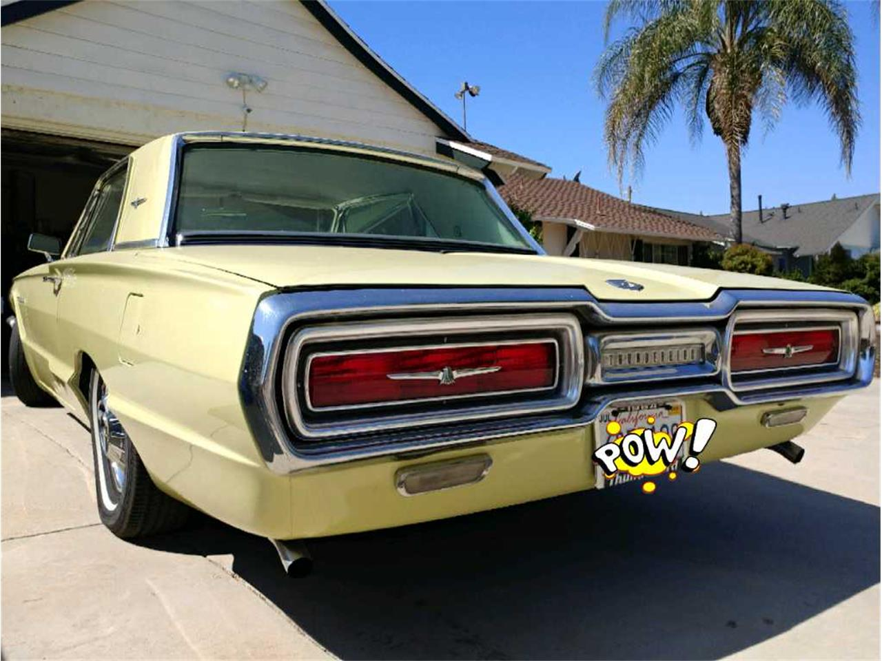 Large Picture of Classic 1964 Ford Thunderbird located in California - $14,500.00 - QP8Y