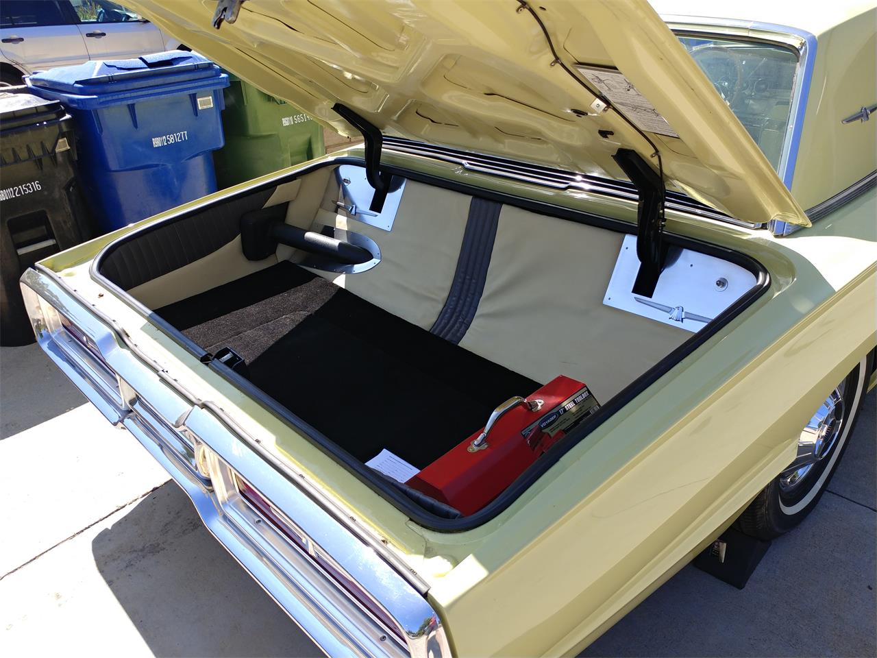 Large Picture of Classic 1964 Ford Thunderbird located in West Hills California - $14,500.00 - QP8Y