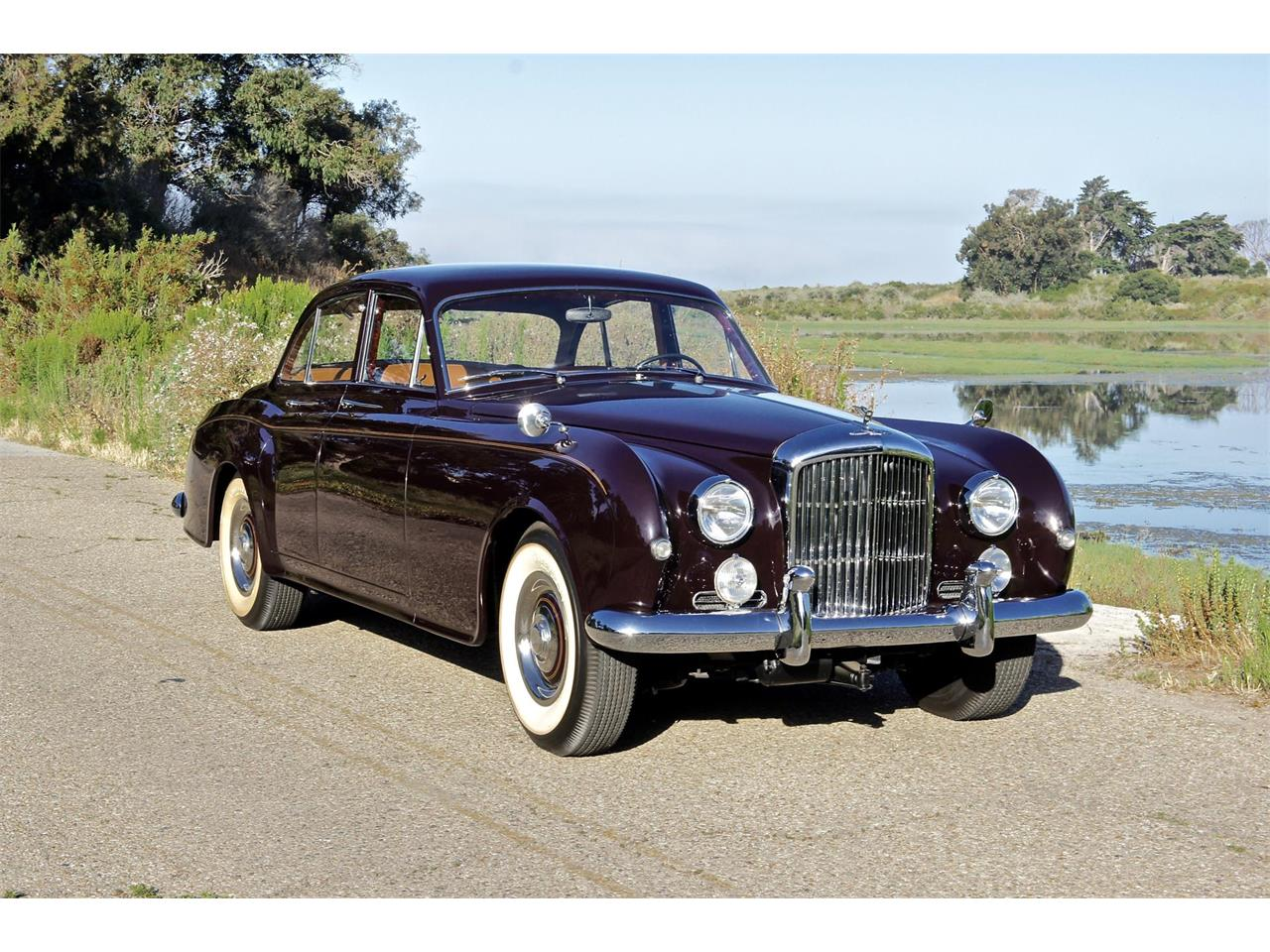 Large Picture of Classic 1961 Bentley Continental located in Pacific Grove California - QP91