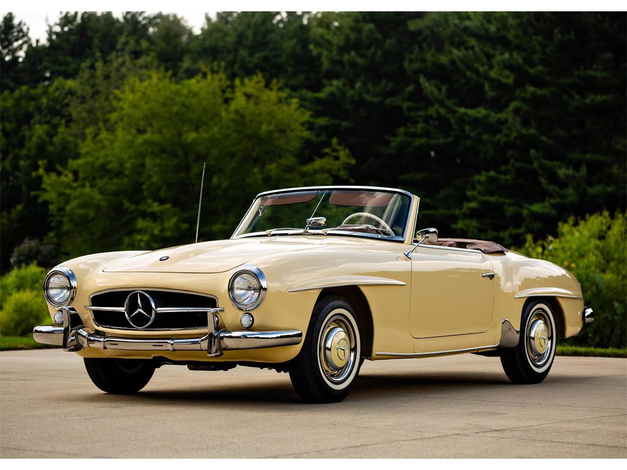 Large Picture of '58 190SL - QP9I