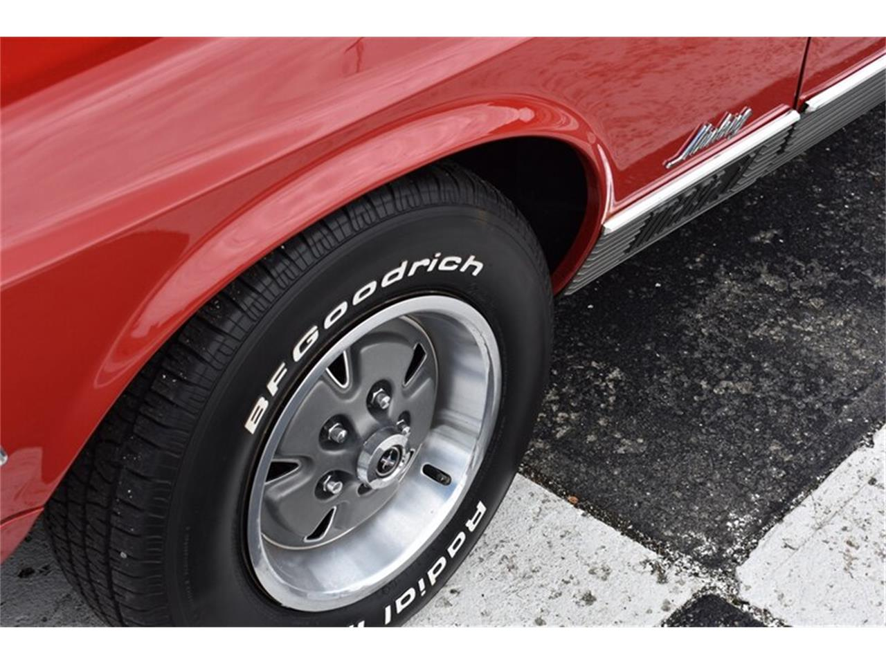 Large Picture of '70 Mustang Mach 1 - QKU2
