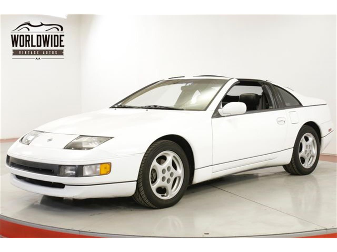 Large Picture of '93 Nissan 300ZX located in Denver  Colorado Offered by Worldwide Vintage Autos - QL8K