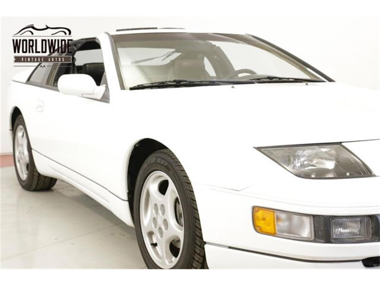 Large Picture of 1993 Nissan 300ZX Offered by Worldwide Vintage Autos - QL8K