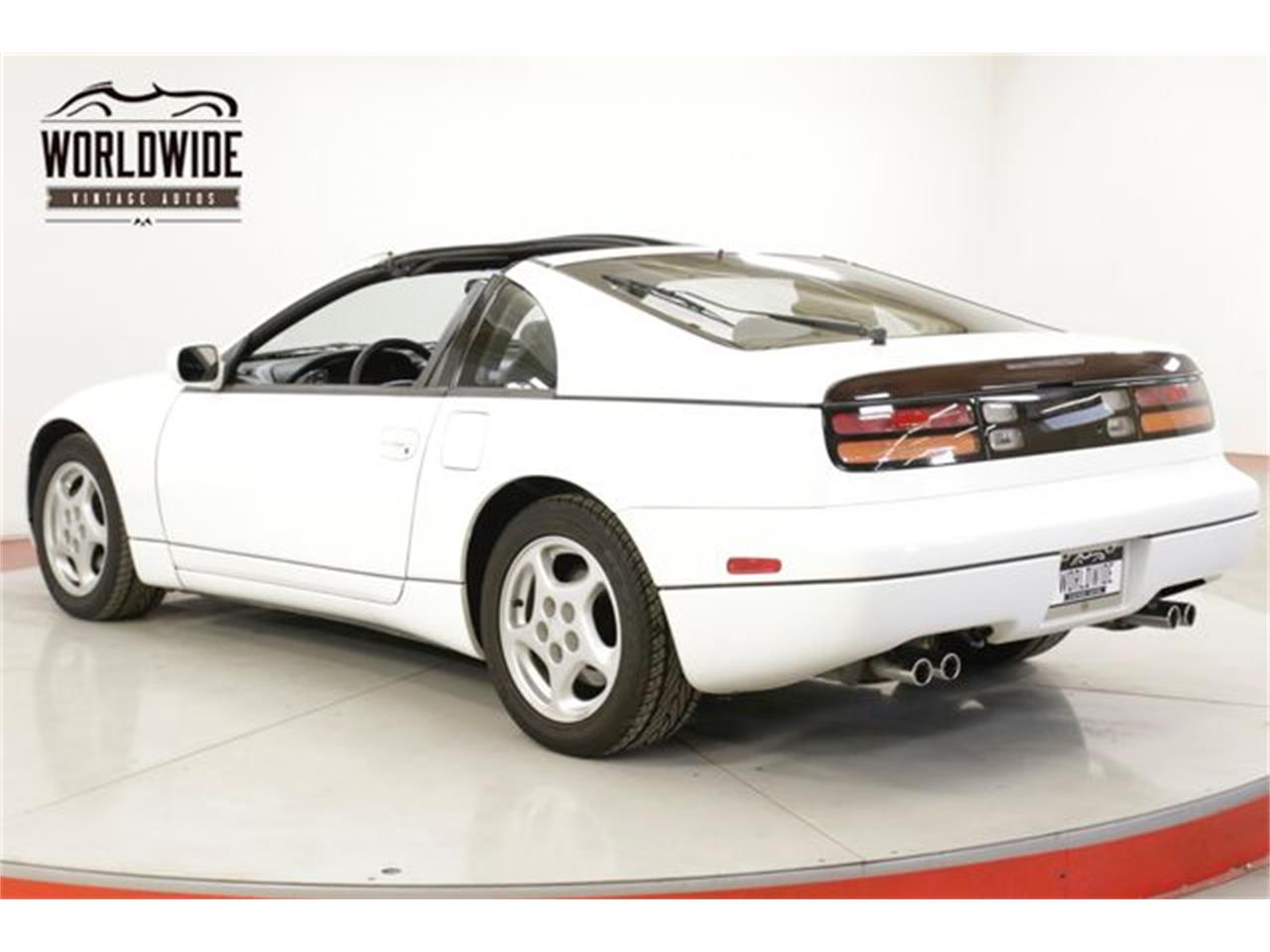Large Picture of 1993 Nissan 300ZX located in Denver  Colorado - $14,900.00 Offered by Worldwide Vintage Autos - QL8K