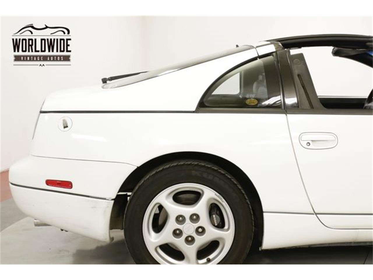 Large Picture of '93 300ZX located in Colorado - $14,900.00 Offered by Worldwide Vintage Autos - QL8K