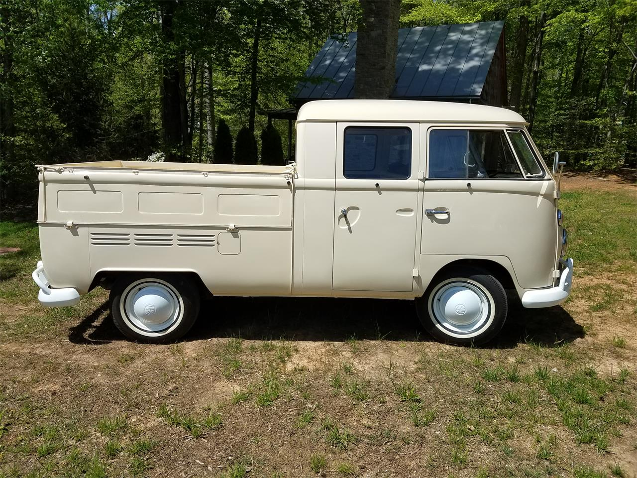 Large Picture of 1967 Transporter located in Fredericksburg Virginia Offered by a Private Seller - QP9Q