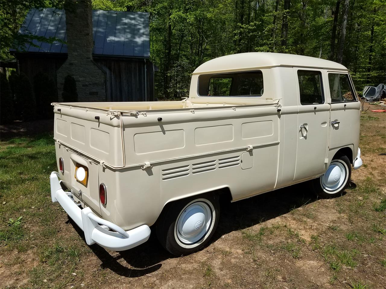 Large Picture of Classic 1967 Transporter Offered by a Private Seller - QP9Q