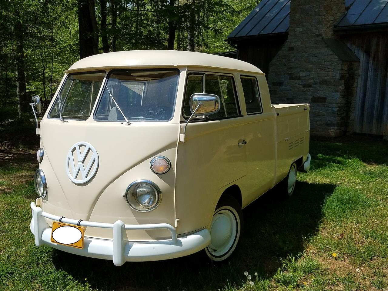 Large Picture of '67 Transporter - $55,000.00 Offered by a Private Seller - QP9Q