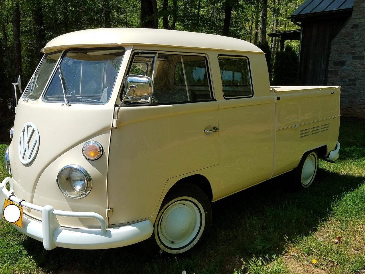 Large Picture of 1967 Volkswagen Transporter - $55,000.00 - QP9Q