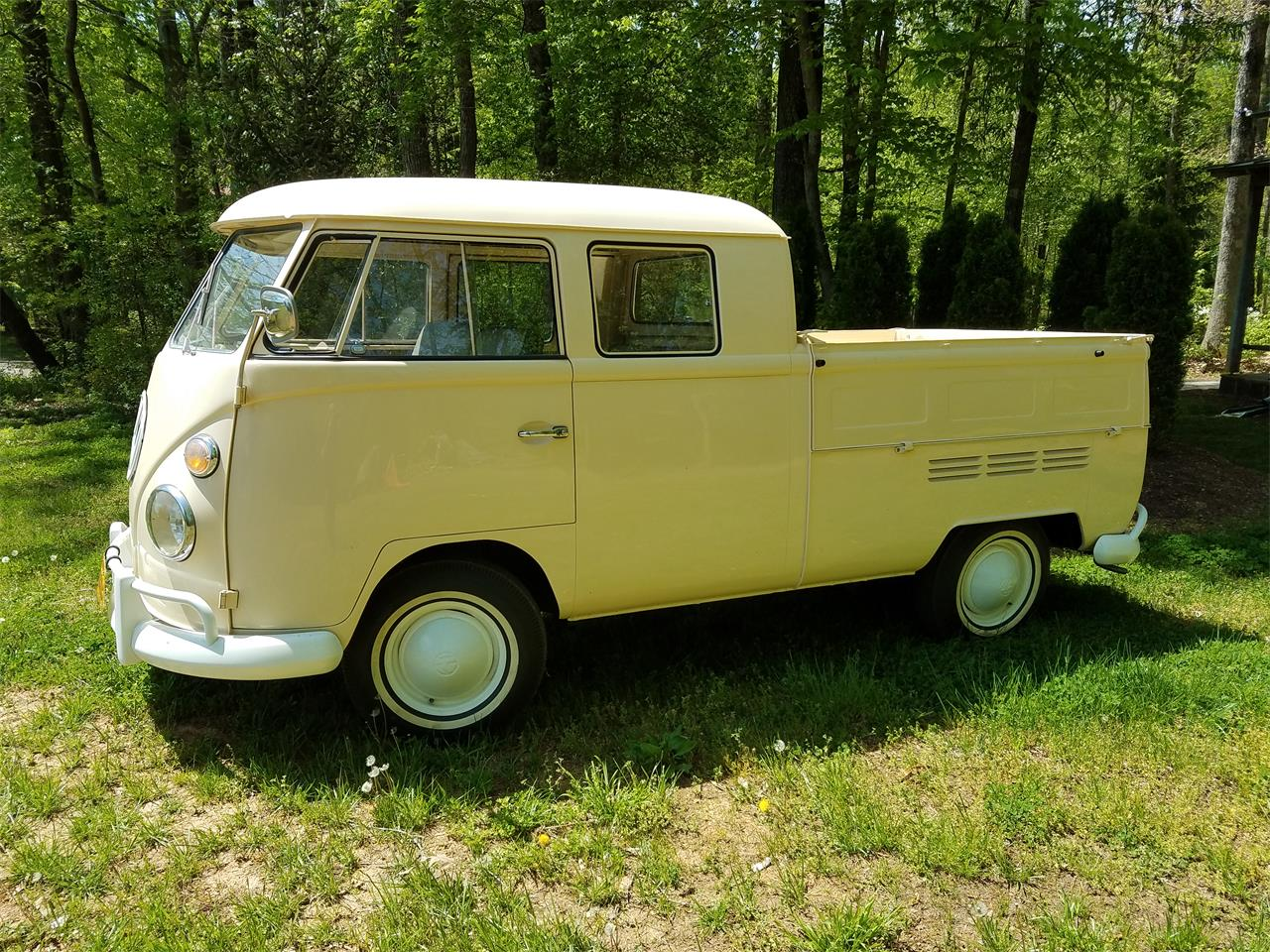 Large Picture of '67 Transporter located in Fredericksburg Virginia - QP9Q