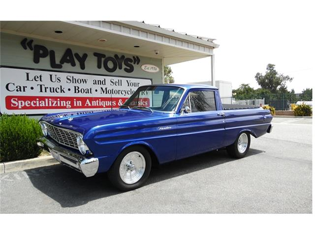 1964 Ford Ranchero for Sale on ClassicCars com on