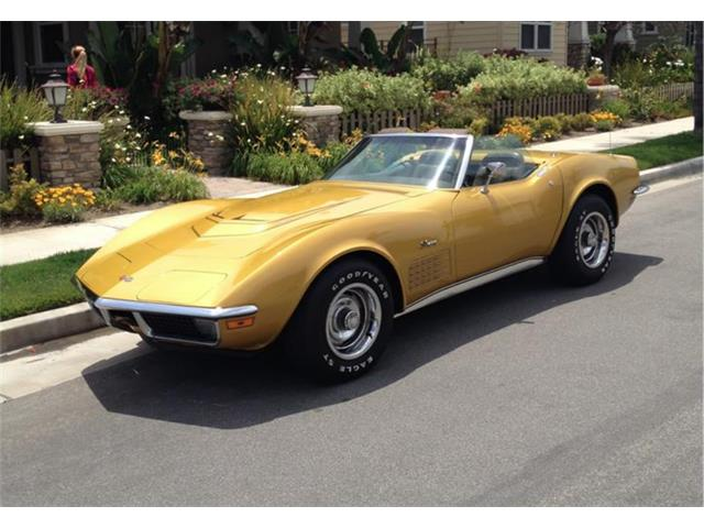 Picture of '71 Corvette - QPA0