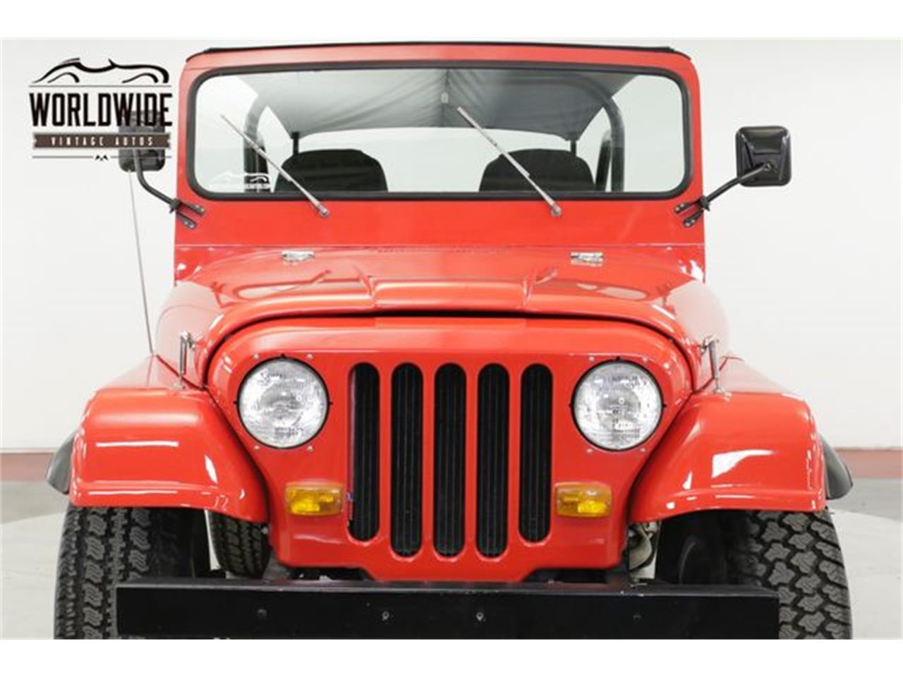 Large Picture of '78 CJ5 - QL8R