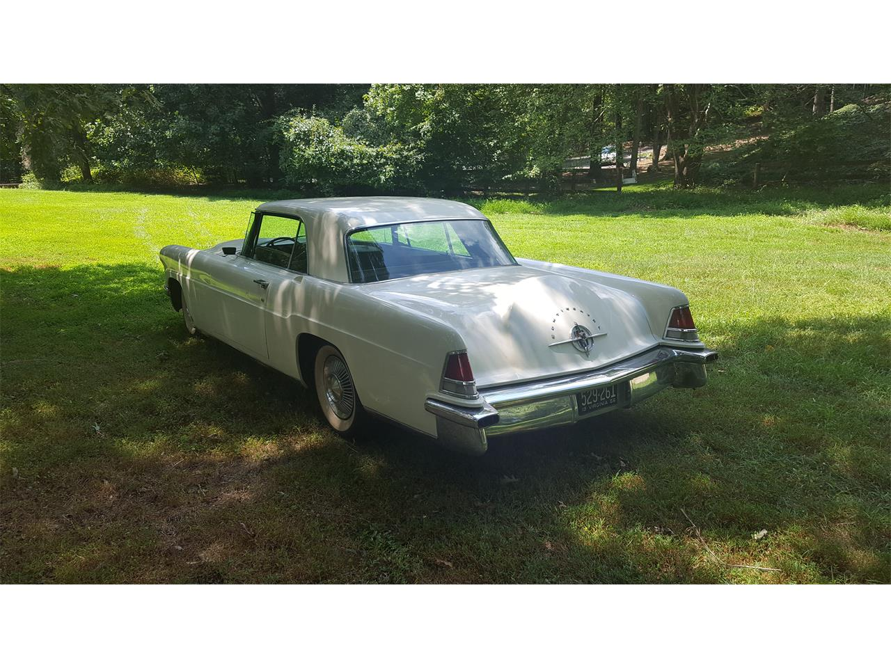 Large Picture of '56 Continental Mark II - QPBI