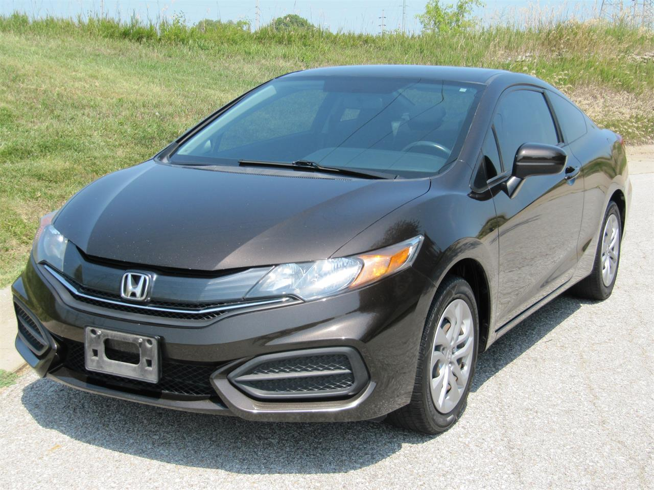 Large Picture of '14 Civic - $10,975.00 - QPBK