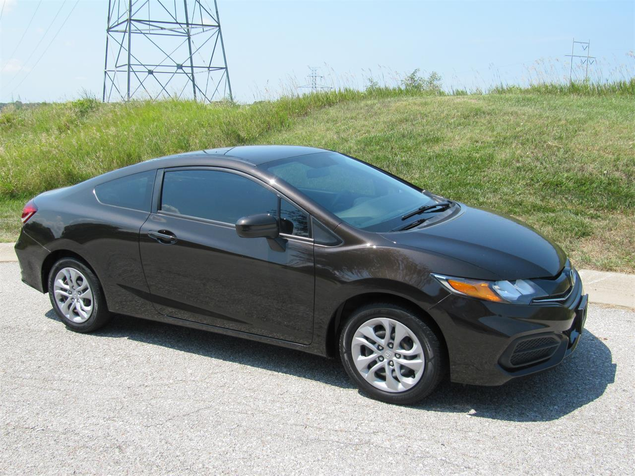 Large Picture of '14 Civic located in Nebraska - QPBK