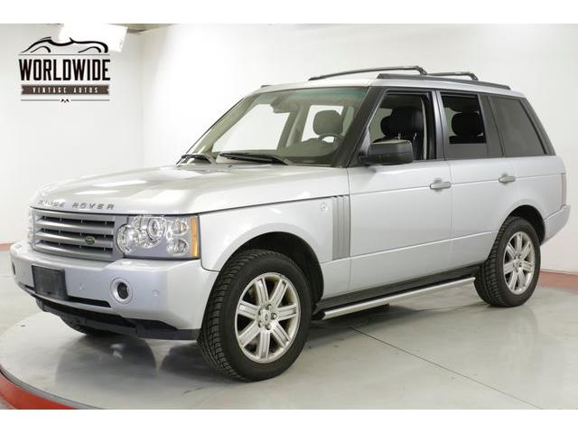 Picture of '08 Range Rover - QL8S