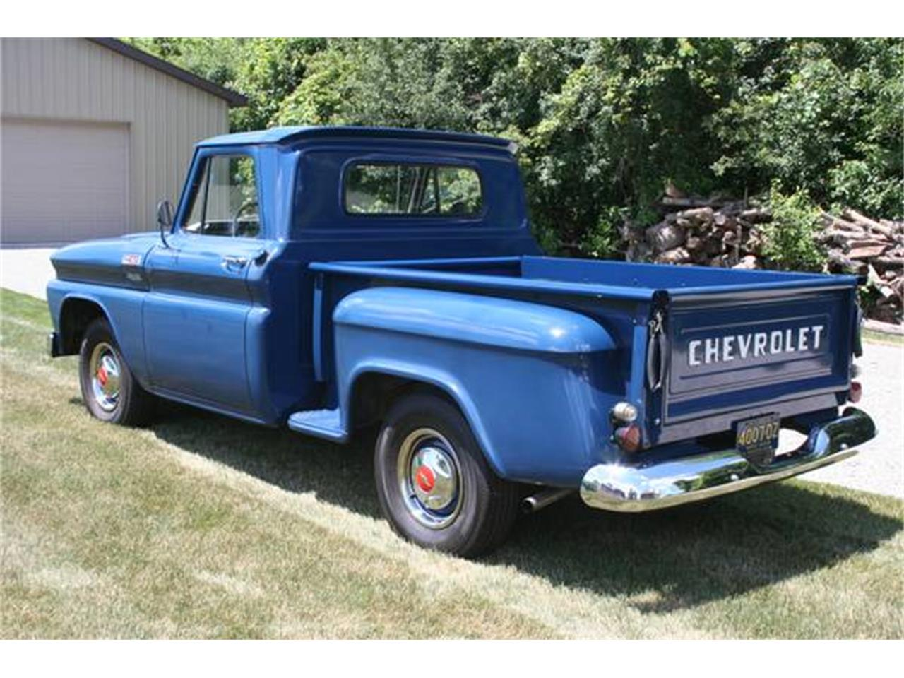 Large Picture of '64 C10 - QPBS