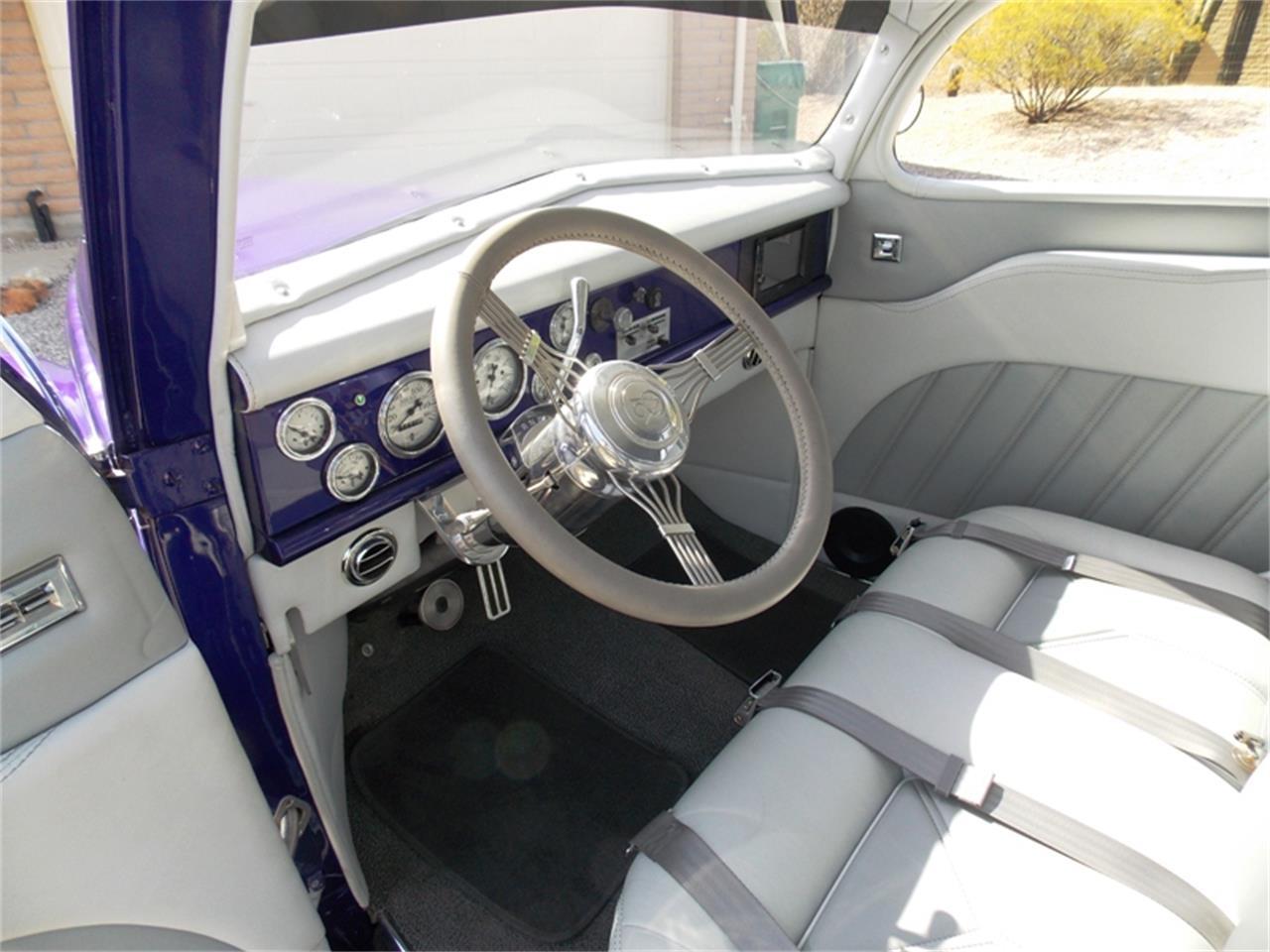 Large Picture of '39 Sedan - QPBX
