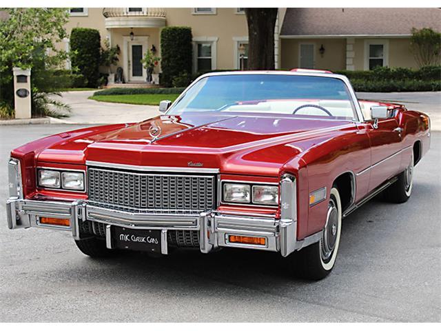 Picture of '76 Cadillac Eldorado - $39,500.00 - QPC7