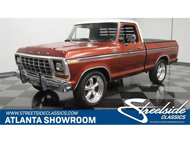 Picture of '79 Ford F100 located in Georgia - $21,995.00 Offered by  - QPCJ