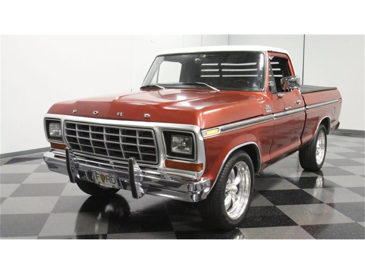 Large Picture of '79 F100 - QPCJ