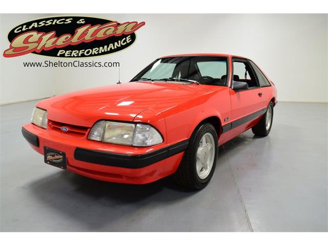 Picture of '90 Ford Mustang located in North Carolina Offered by  - QPCZ