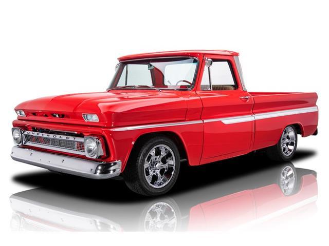 Picture of Classic 1965 C10 located in Charlotte North Carolina - QPD1