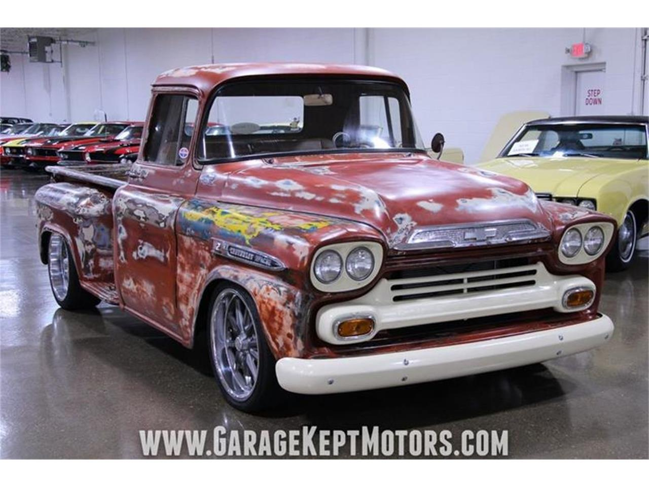 Large Picture of '59 Apache - QPD9