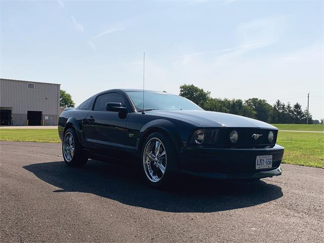 Picture of '06 Mustang - QPDN