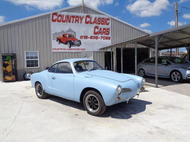Classic Volkswagen Karmann Ghia for Sale on ClassicCars com on