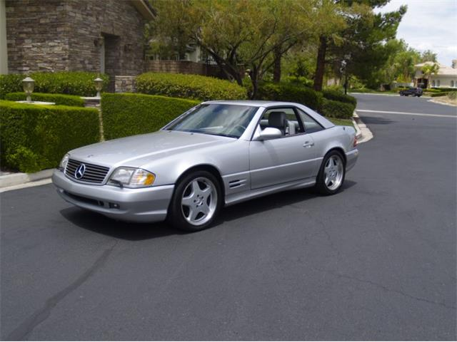 Picture of '01 SL500 located in Sparks Nevada Auction Vehicle - QL91